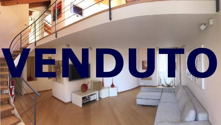 appartamento di prestigio su due livelli in Alessandria centro